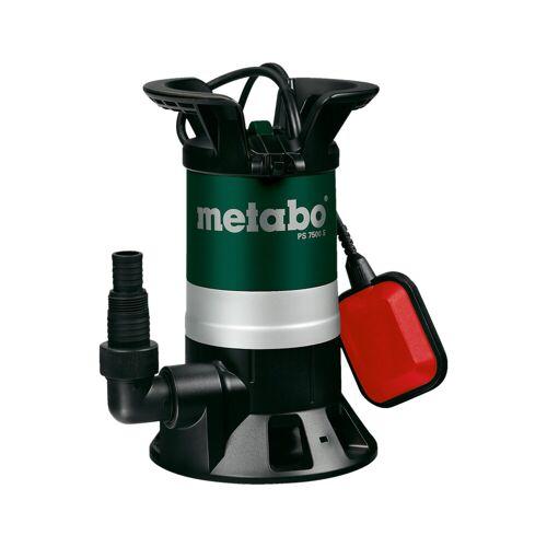 Metabo Tauchpumpe PS 7500 S Wasserpumpe