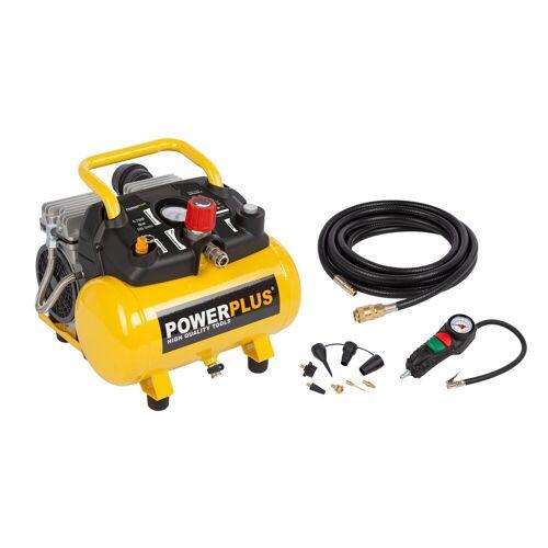 Powerplus POWX1724S Kompressor