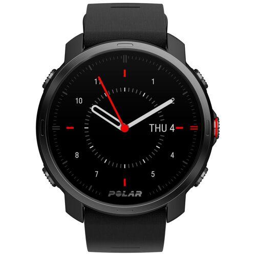 Polar Grit X Schwarz Größe Armband M/L Smartwatch