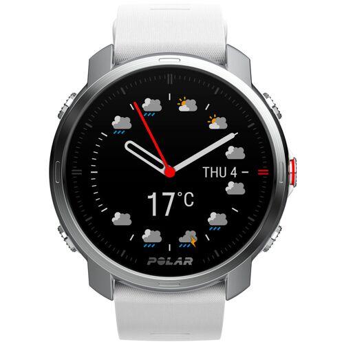 Polar Grit X Weiß Größe Armband S/M Smartwatch