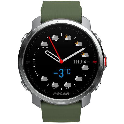 Polar Grit X Grün Größe Armband M/L Smartwatch
