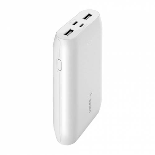 Belkin Boost Charge Powerbank 10.000 mAh Weiß Powerbank