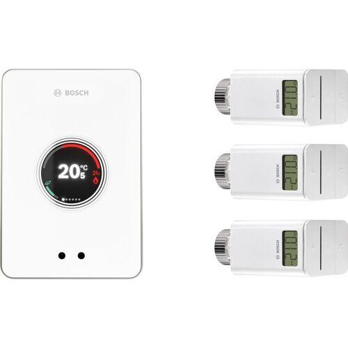 Bosch EasyControl Set CT200 Weiß Thermostat