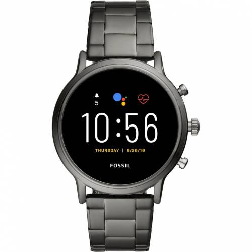 Fossil Carlyle Gen 5 FTW4024 Grau Smartwatch
