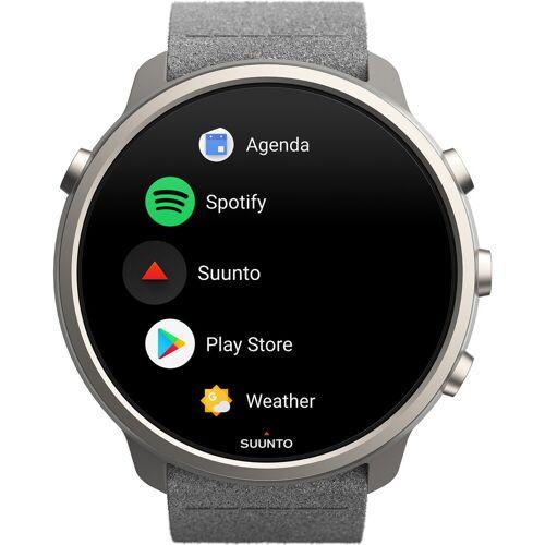 Suunto 7 Grau Titan Smartwatch