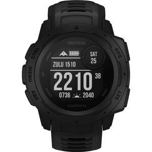 Garmin Instinct Tactical Schwarz Smartwatch