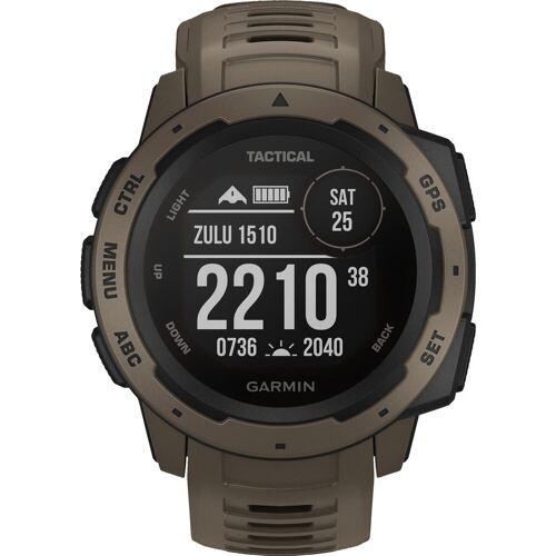 Garmin Instinct Tactical Coyote Smartwatch