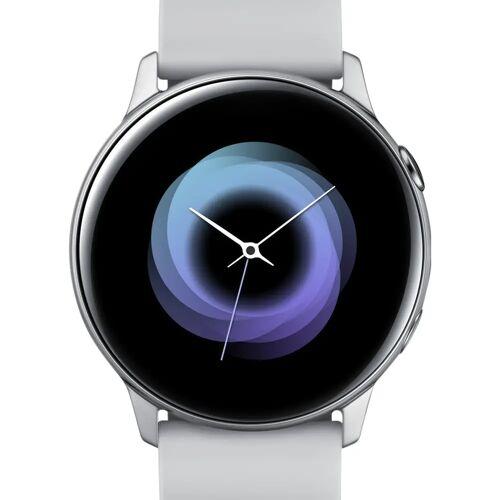 Samsung Galaxy Watch Active Silber Smartwatch