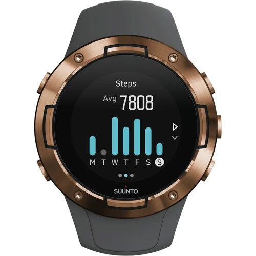 Suunto 5 Kupfer/Grau Smartwatch