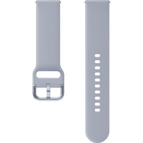 Samsung Galaxy Watch Active 2 Kunststoffarmband Silber Uhrenarmband