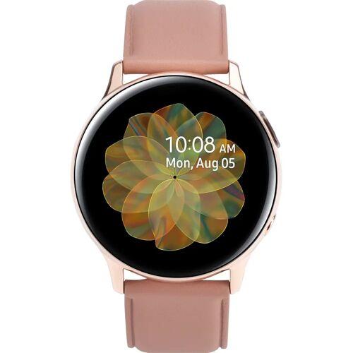 Samsung Galaxy Watch Active2 Rosé Gold 40 mm Edelstahl Smartwatch