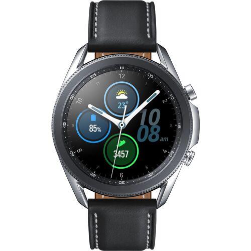 Samsung Galaxy Watch3 Silber 45 mm Smartwatch