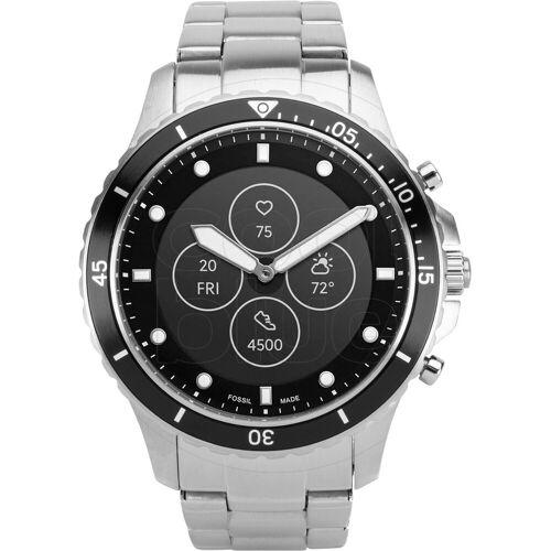 Fossile FB-01 Hybrid HR Smartwatch FTW7016 Silber Smartwatch