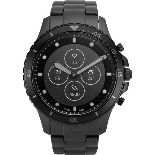 Fossil FB-01 Hybrid HR Smartwatch FTW7017 Schwarz Smartwatch