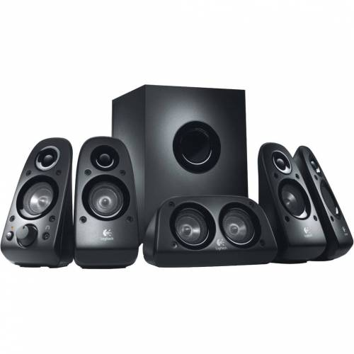Logitech Z506 Surround Sound PC-Lautsprecher PC-Lautsprecher