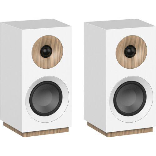 Jamo S 801 Regallautsprecher Weiß (pro Paar) HiFi-Lautsprecher
