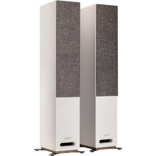Jamo S 807 Standlautsprecher Weiß (pro Paar) HiFi-Lautsprecher