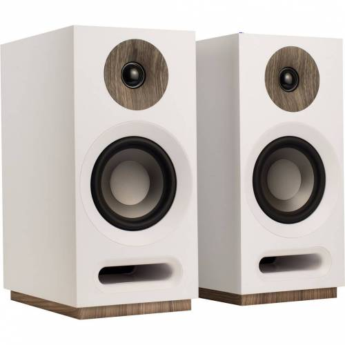 Jamo S 803 Regallautsprecher Weiß (pro Paar) HiFi-Lautsprecher