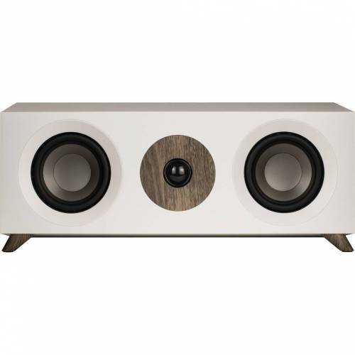 Jamo S 81 Center-Lautsprecher Weiß HiFi-Lautsprecher