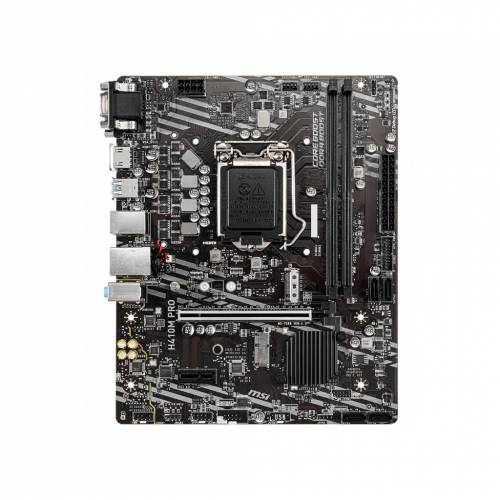 MSI H410M-PRO Motherboard