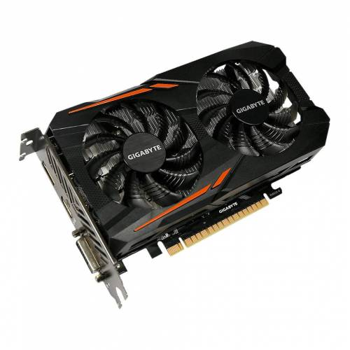 Gigabyte GeForce GTX 1050 Ti OC 4G Grafikkarte