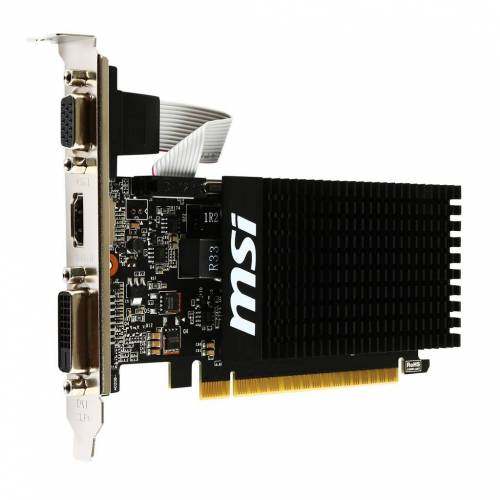 MSI GeForce GT 710 1 GB Grafikkarte