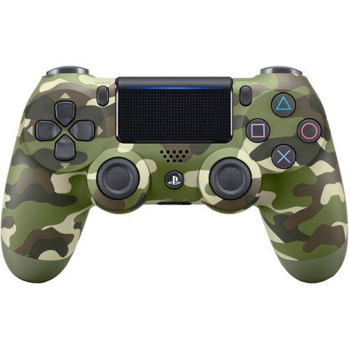 Sony DualShock 4 Controller PS4 V2, Grün-Tarnfarbe Controller