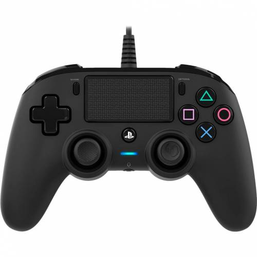 Nacon PS4 Official Wired Controller in Schwarz Controller