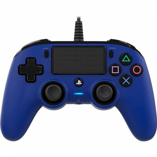 Nacon PS4 Official Wired Controller in Blau Controller