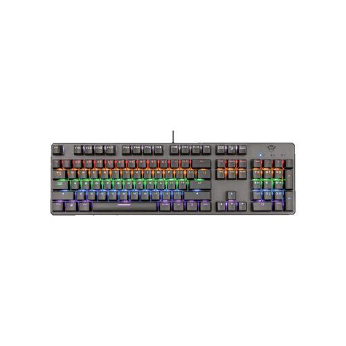Trust GXT865 Asta mechanische Gaming Tastatur Tastatur
