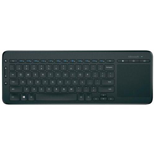 Microsoft All-in-One Media Tastatur Qwertz Tastatur
