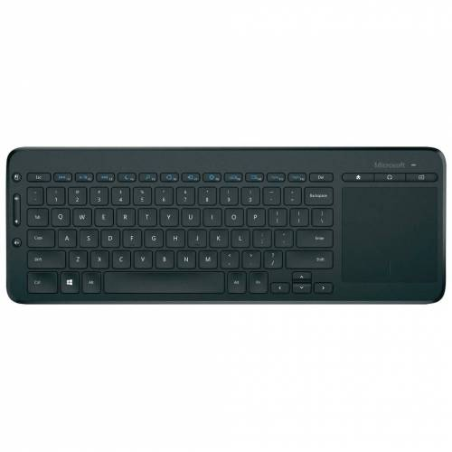 Microsoft All-in-One Media Tastatur Qwertz Tastatur