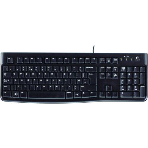 Logitech K120 Tastatur QWERTZ Tastatur