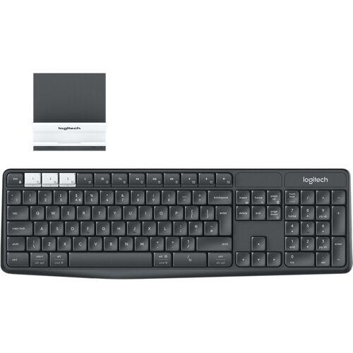 Logitech K375s Tastatur QWERTZ Tastatur