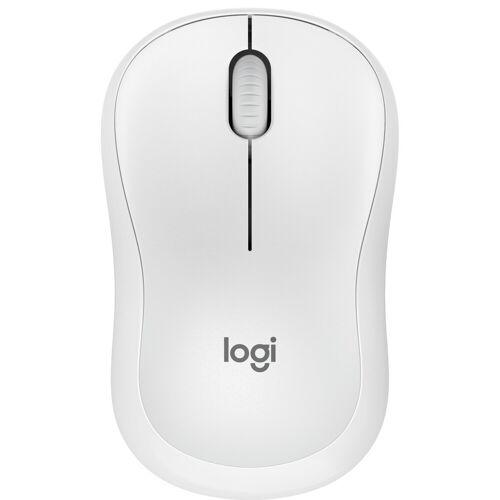 Logitech Kabellose Logitech-Maus M220 Silent Weiß Maus