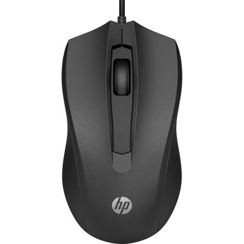 HP 100 kabelgebundene Maus Maus
