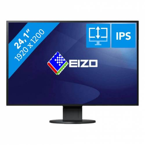 Eizo FlexScan EV2456-BK Bildschirm