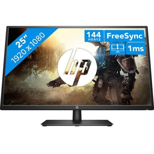 HP 25mx Bildschirm