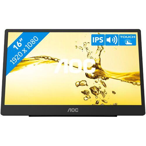 AOC 16T2 Bildschirm