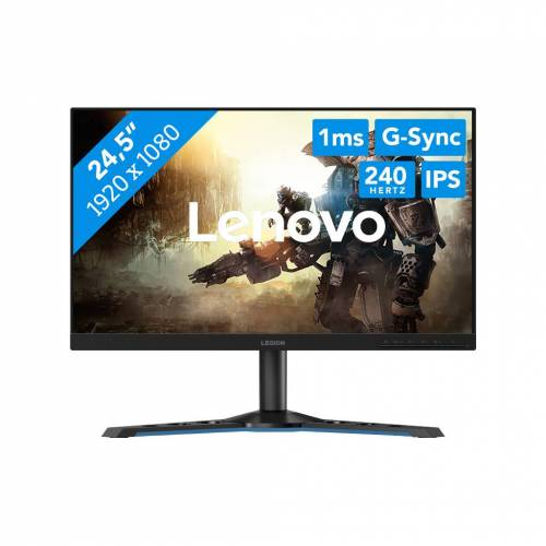 Lenovo Legion Y25-25 Bildschirm