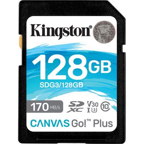 Kingston Canvas Go Plus, 128 GB Speicherkarte