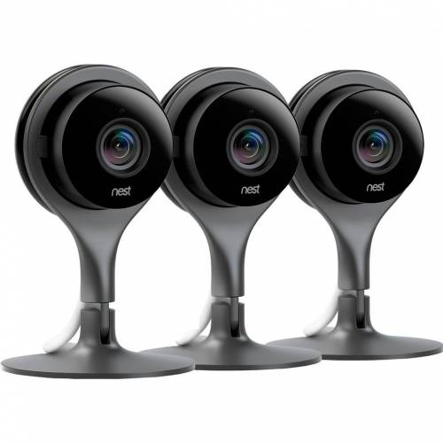 Google Nest Cam Indoor 3er-Pack IP-Kamera