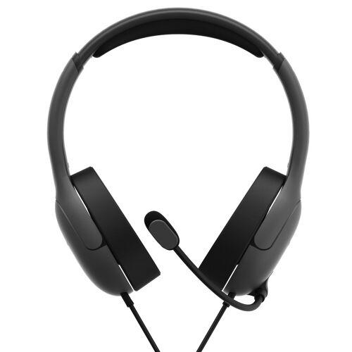 PDP Afterglow Kabelgebundenes Stereo-Gaming-Headset für PS5 und PS4 Grau