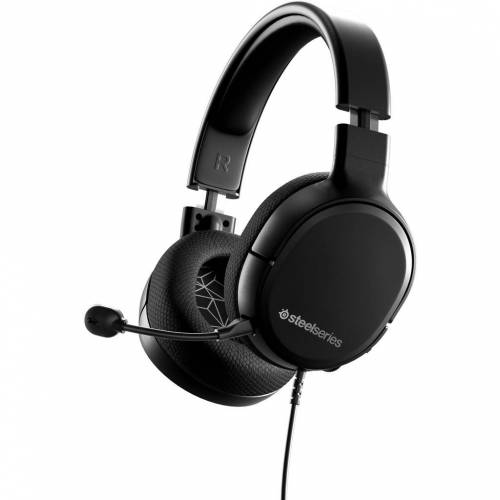 SteelSeries Gaming-Headset SteelSeries Arctis 1 Schwarz Gaming-Headset