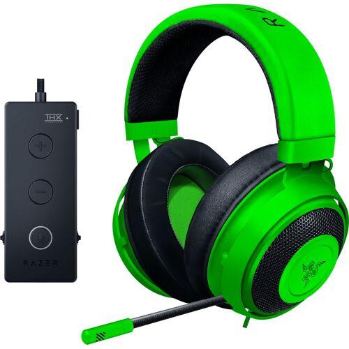 Razer Kraken Tournament Edition THX Gaming-Headset Grün Gaming-Headset