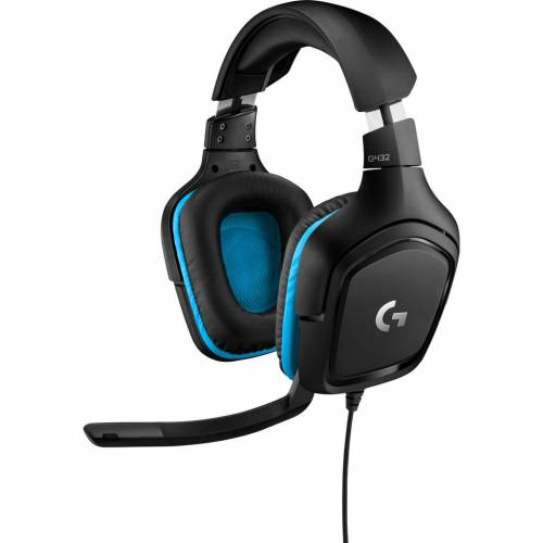 Logitech Gaming-Headset Logitech G432 7.1 Surround Sound Wired Gaming-Headset