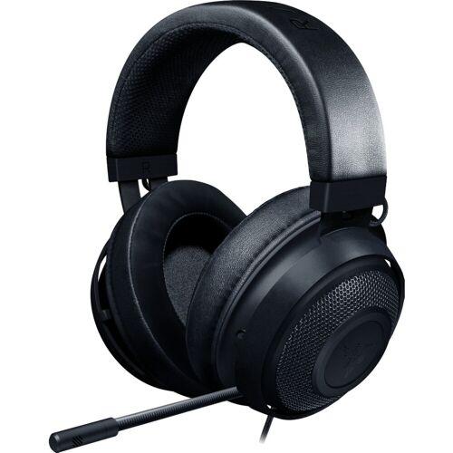 Razer Headset Razer Kraken Schwarz Gaming-Headset