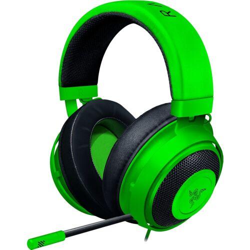 Razer Headset Razer Kraken Grün Gaming-Headset