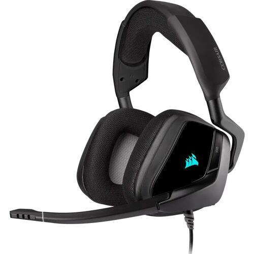 Corsair Gaming-Headset Corsair Void RGB Elite USB Premium PC Carbon/Schwarz