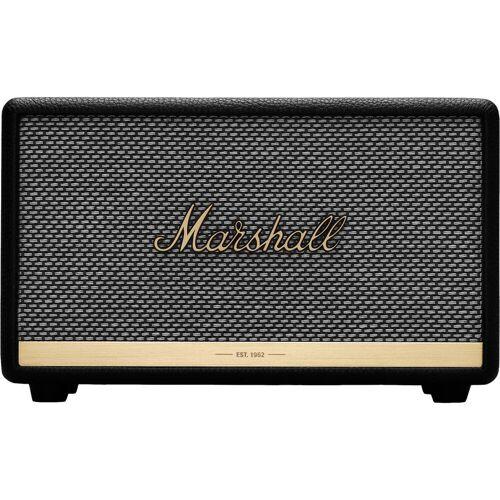 Marshall Acton II Schwarz Bluetooth-Lautsprecher
